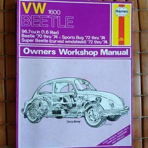 Vintage Haynes Owners Workshop Manual